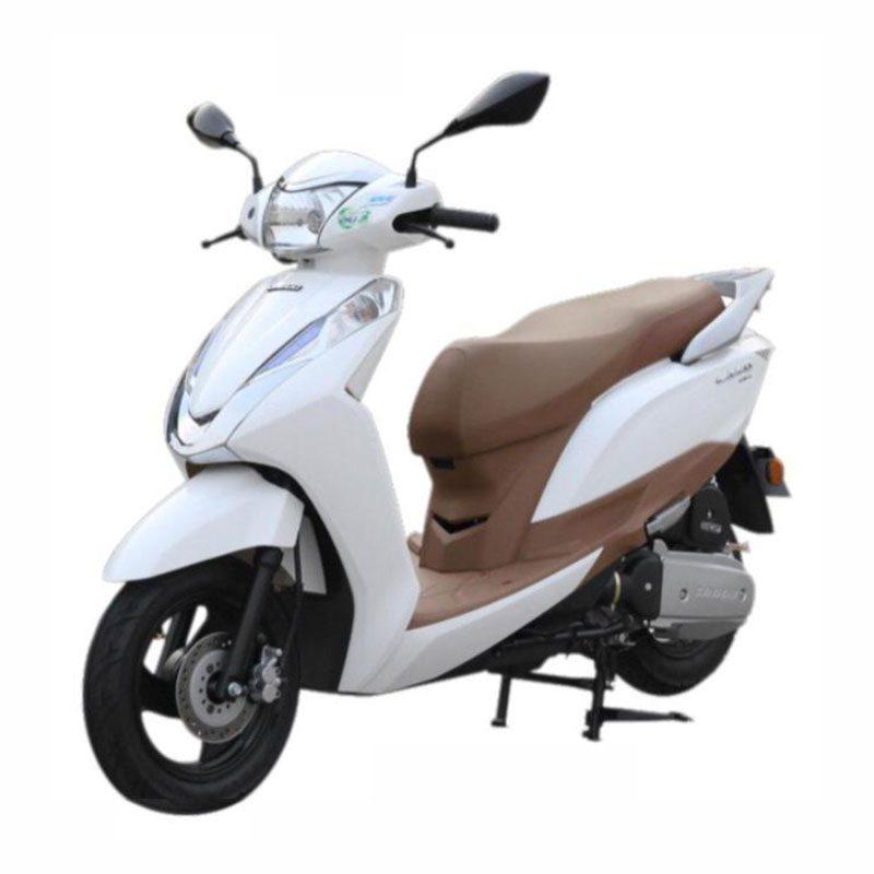 موتورسیکلت تندیس مدل اسکوتر 110 سال 1398
