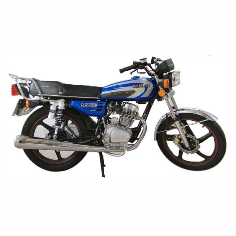 موتورسیکلت به پر مدل 200 اسپرت سال 1399