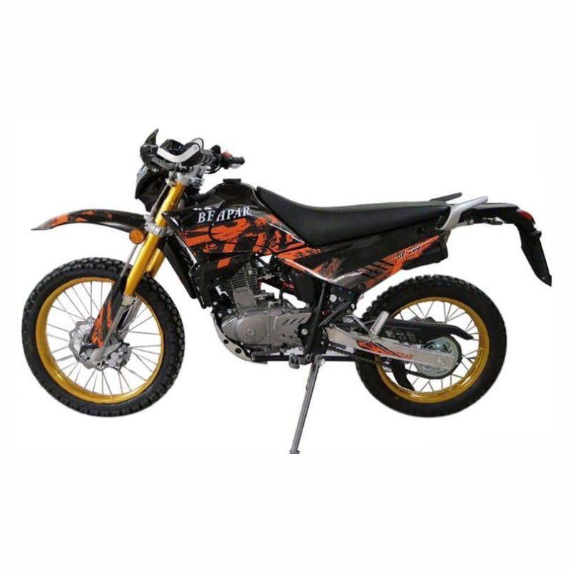 موتورسیکلت به پر مدل تریل BP 249 مدل 1400