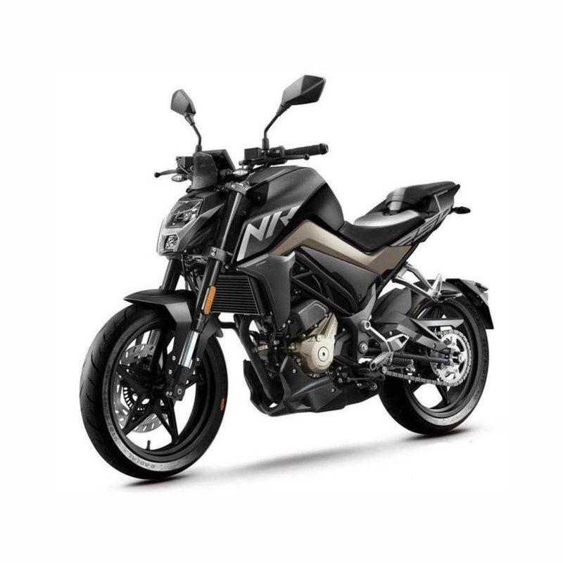 موتورسیکلت جهانرو مدل CF250 NK سال 1398