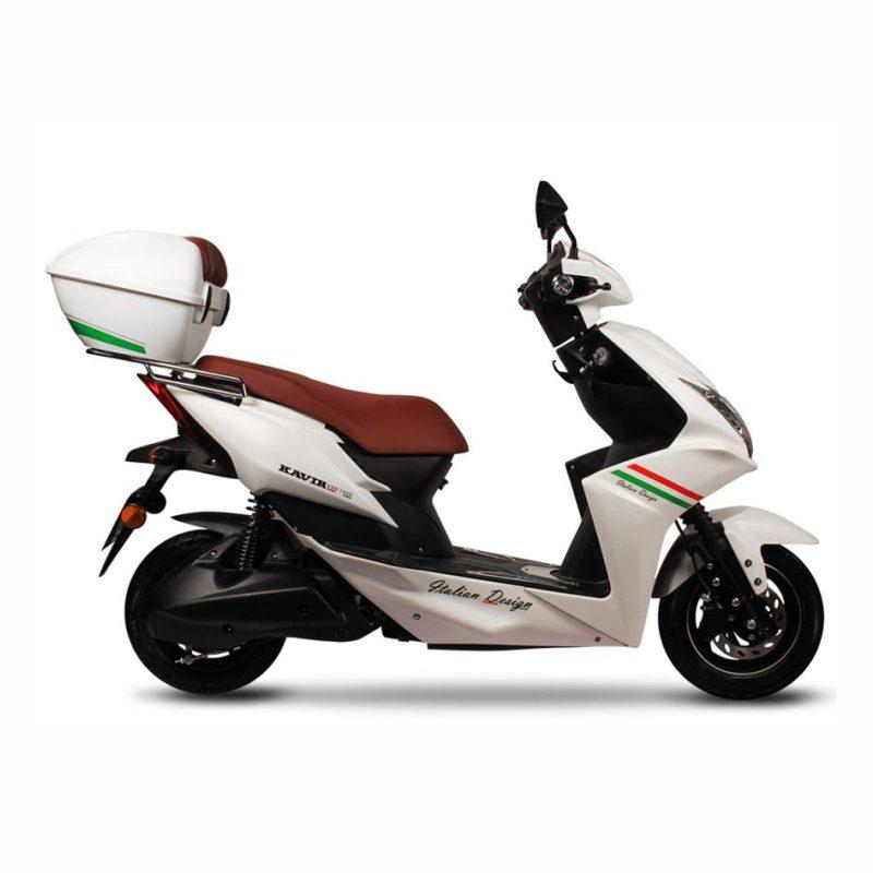 موتورسیکلت برقی کویر مدل 1500 ES8 سال 1399