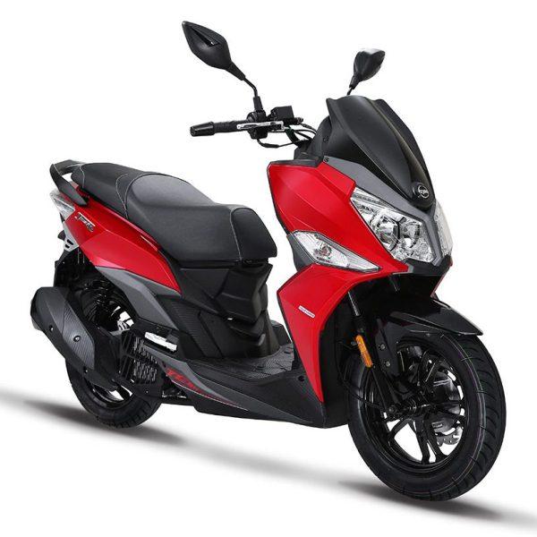 موتورسیکلت SYM مدل گلکسی J200 سال 1399