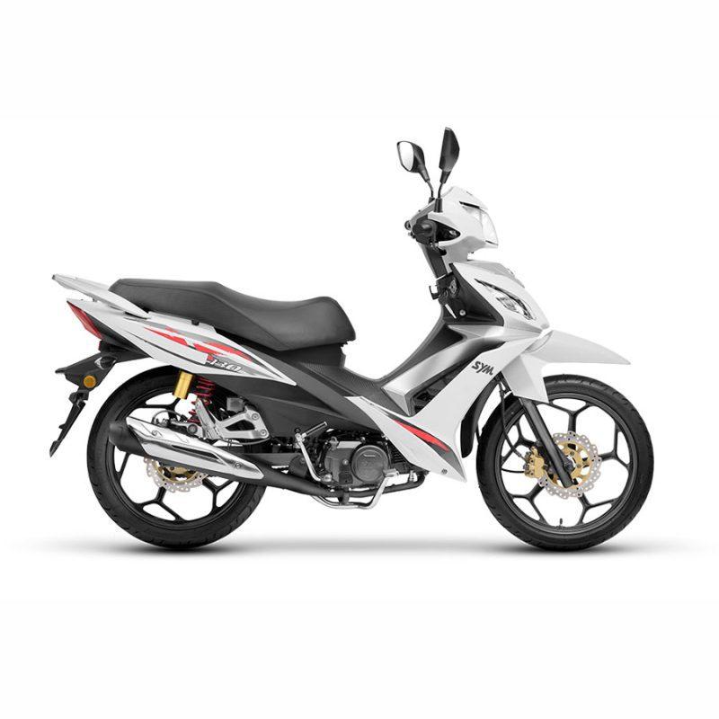 موتورسیکلت SYM مدل گلکسی SR130 سال 1398