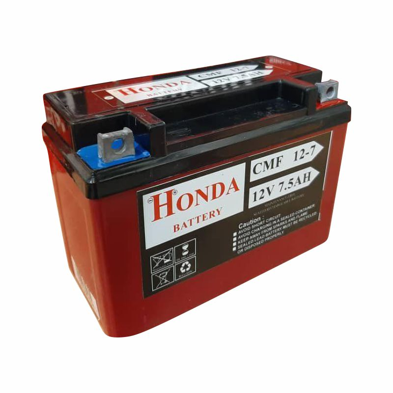 باتری اتمی موتورسیکلت هندا مدل 12V-7