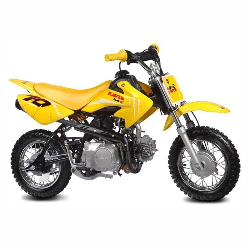 موتورسیکلت کویر مدل مینی تریل M2 70CC