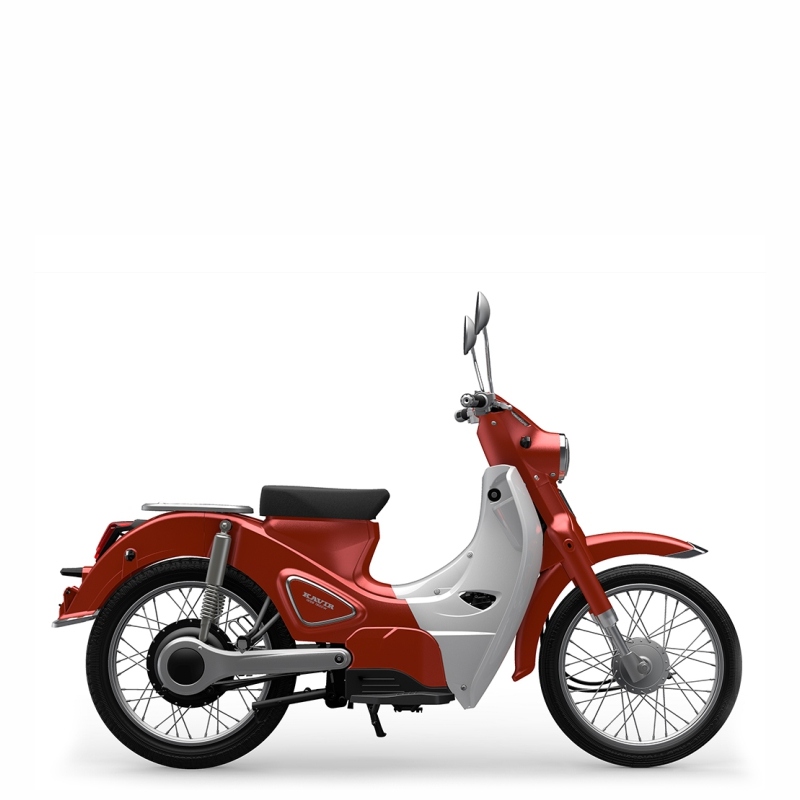 موتورسیکلت برقی کویر مدل GB 1958 سال 1399