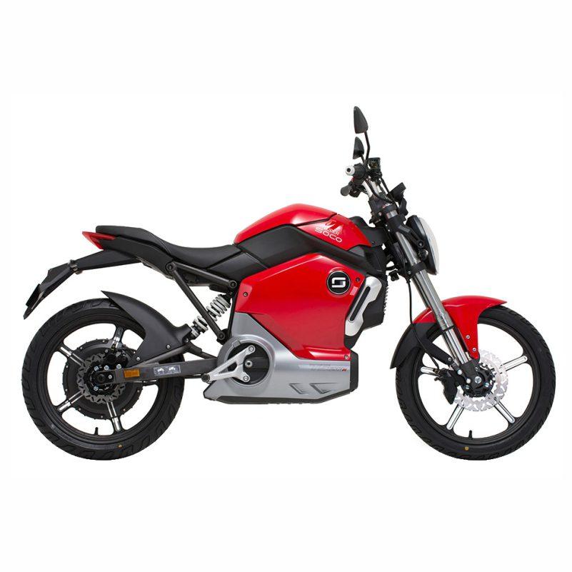 موتورسیکلت برقی SOCO مدل سوپر TS 2000