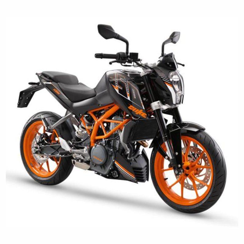 موتورسیکلت KTM مدل ABS 249 DUKE