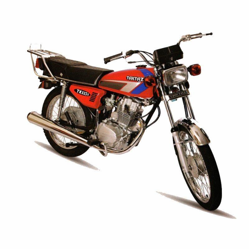 موتورسیکلت تکتاز مدل 150 ترمز دیسکی سال 1399