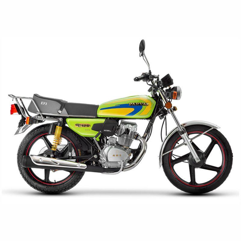 موتورسیکلت پرواز مدل 125 اسپرت استارتی  1398