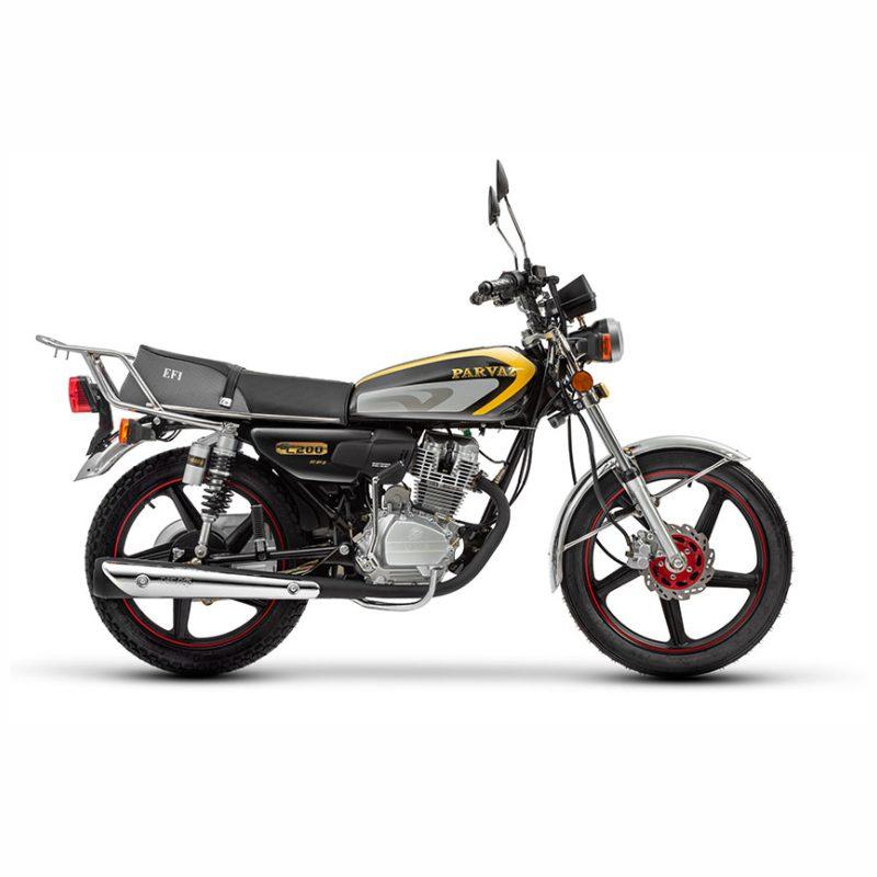 موتورسیکلت پرواز مدل 200 اسپرت سال 1398