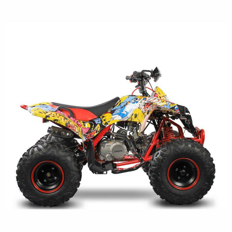 موتور چهار چرخ کویر مدل X2 125
