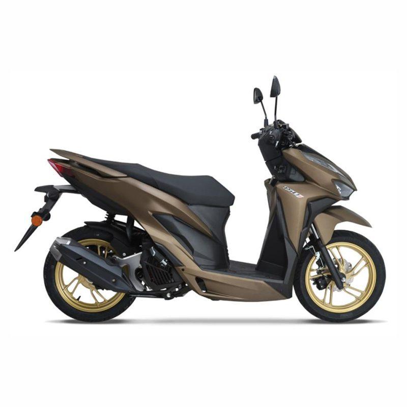 موتورسیکلت طرح کلیک مدل 150i سال 1400