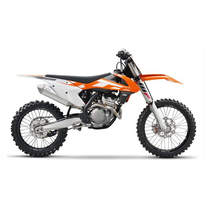 موتورسیکلت  KTM مدل تریل SX-F 250