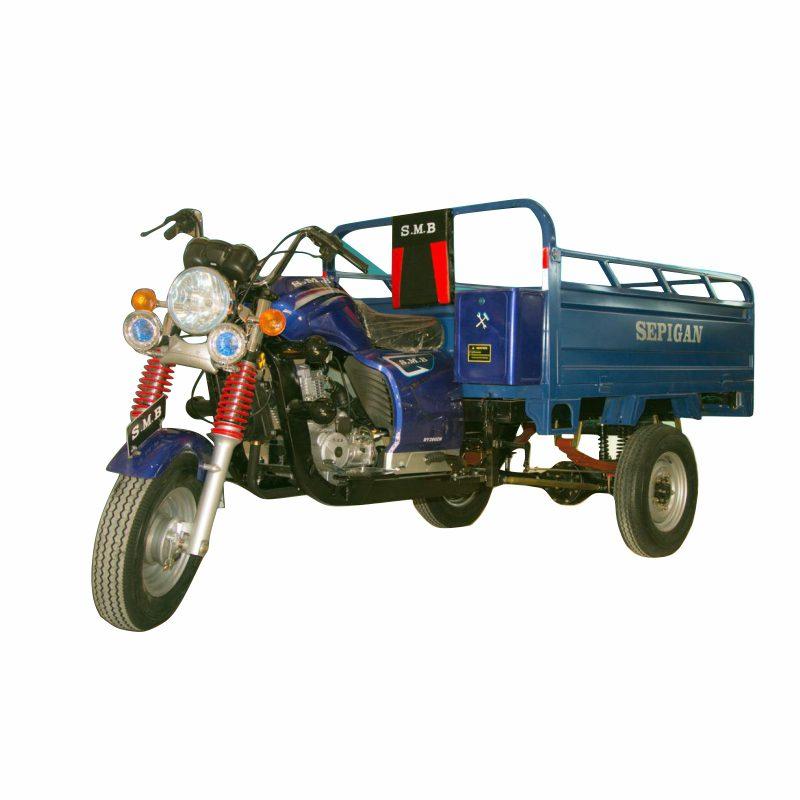 موتور سه چرخ باری سپیگان مدل 200