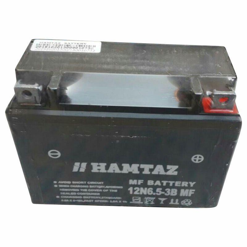 باتری اتمی موتورسیکلت همتاز مدل 12V-6.5