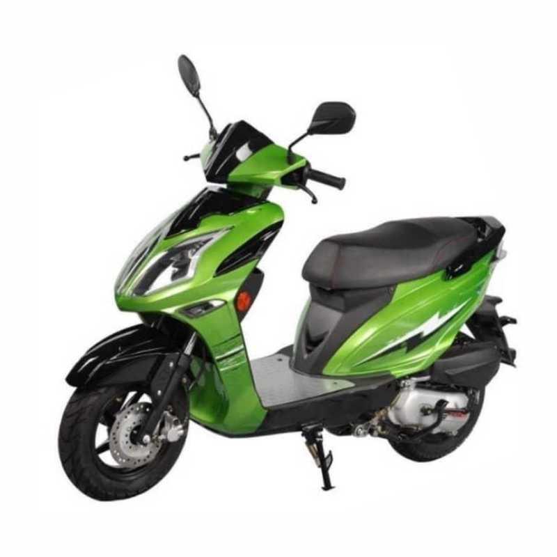 موتورسیکلت عرفان مدل اسکوتر 110 ER سال 1399