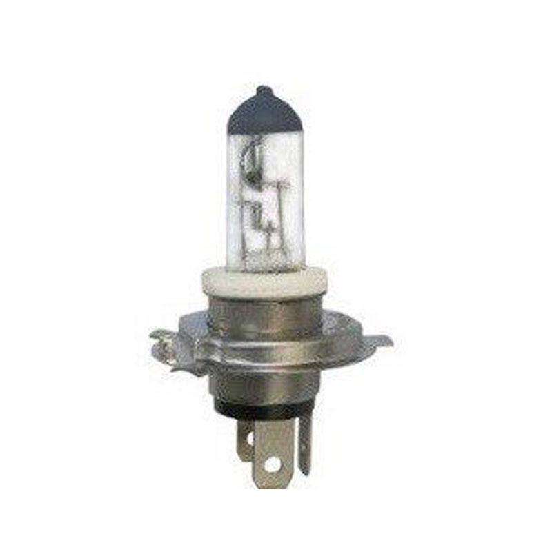 لامپ چراغ جلو موتورسیکلت مدل هالوژن H4 پازل