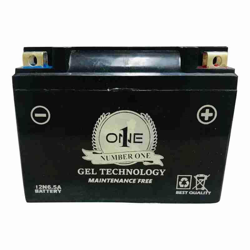 باتری اتمی موتورسیکلت ONE1 مدل 12V-6.5