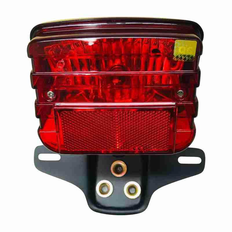 چراغ عقب کامل موتورسیکلت هوندا CDI مدل همتاز