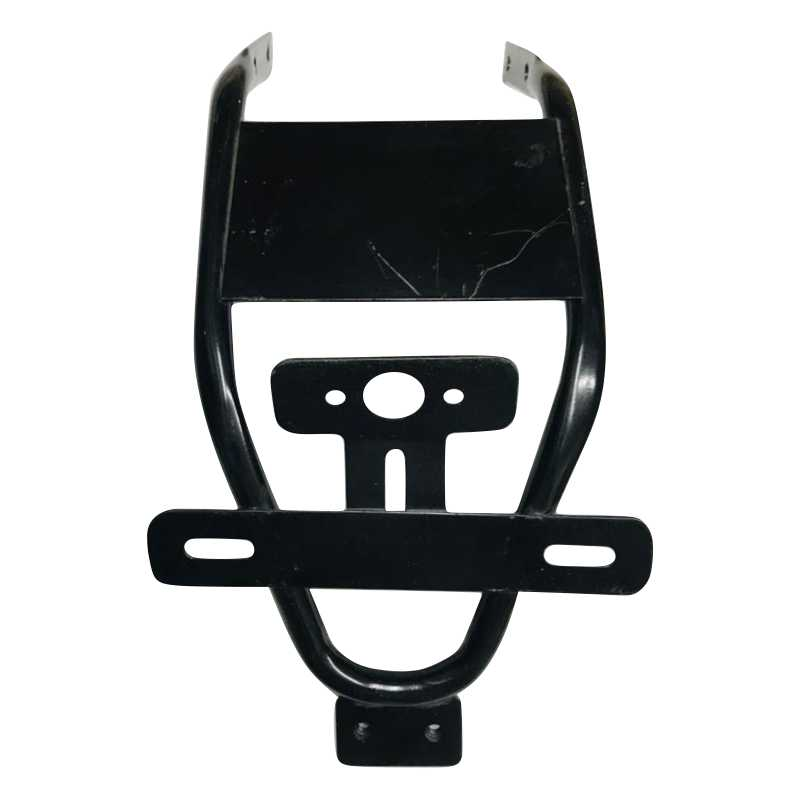 پایه پلاک موتورسیکلت فلات مدل تریل طرح KTM